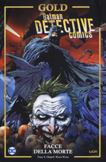 Facce della morte. Batman detective comics - Tony S. Daniel pdf epub