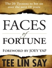 Face Reading 20 Tycoons Fortune Faces