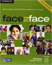 Face2face. Advanced. Student's book. Con espansione online. Per le Scuole superiori. Con DVD-ROM