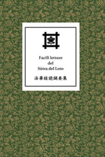 Facili letture del Sutra del Loto - Filippo Adami pdf epub