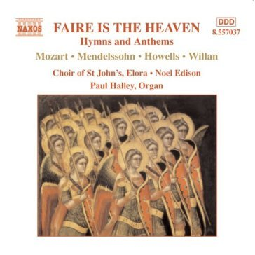 Faire is the heaven (inni e anthems)