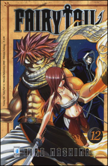Fairy Tail. 12. - Hiro Mashima pdf epub