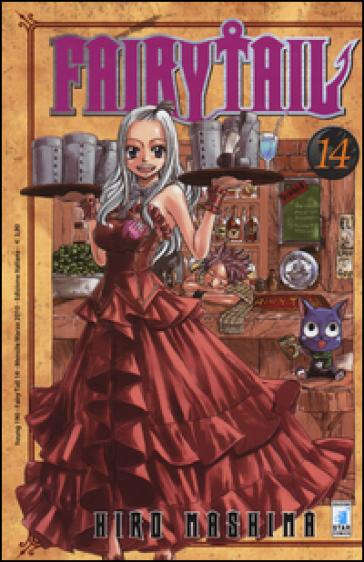 Fairy Tail. 14. - Hiro Mashima   Rochesterscifianimecon.com