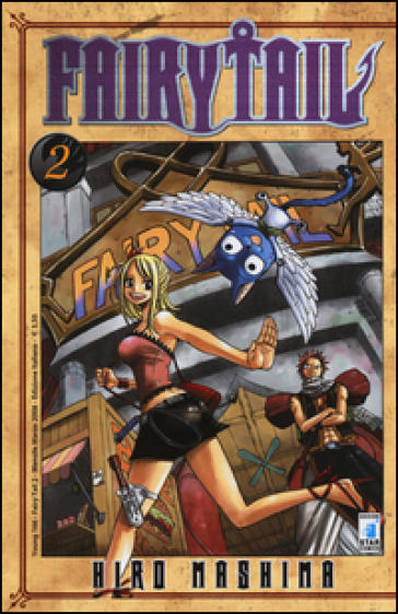 Fairy Tail. 2. - Hiro Mashima  