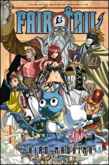 Fairy Tail. 21. - Hiro Mashima pdf epub