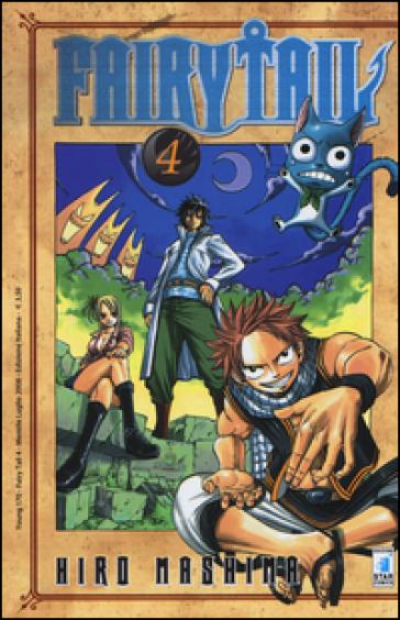Fairy Tail. 4. - Hiro Mashima | Jonathanterrington.com