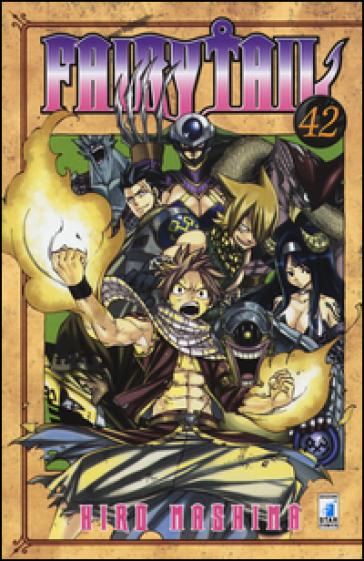 Fairy Tail. 42. - Hiro Mashima |