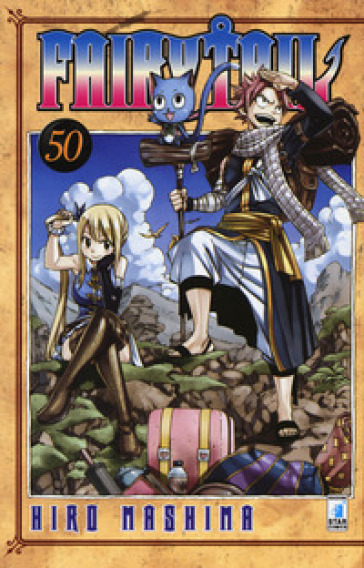 Fairy Tail. 50. - Hiro Mashima |