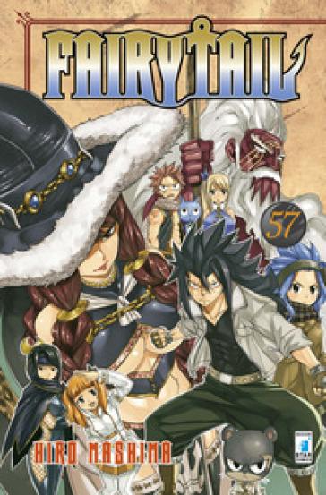 Fairy Tail. 57. - Hiro Mashima | Thecosgala.com