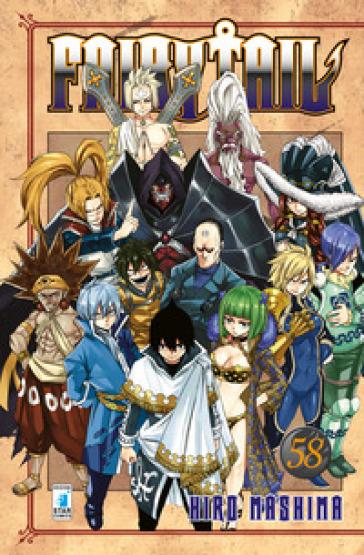 Fairy Tail. 58. - Hiro Mashima | Jonathanterrington.com