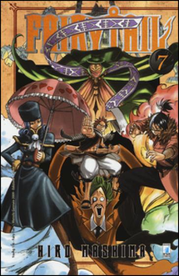 Fairy Tail. 7. - Hiro Mashima  