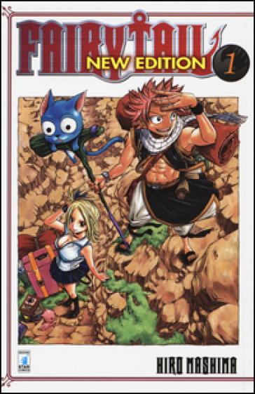 Fairy Tail. New edition. 1. - Hiro Mashima |