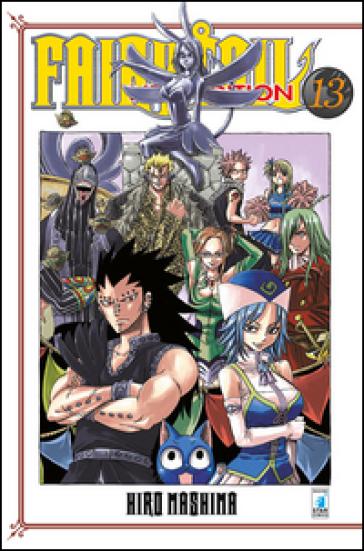 Fairy Tail. New edition. 13. - Hiro Mashima   Rochesterscifianimecon.com