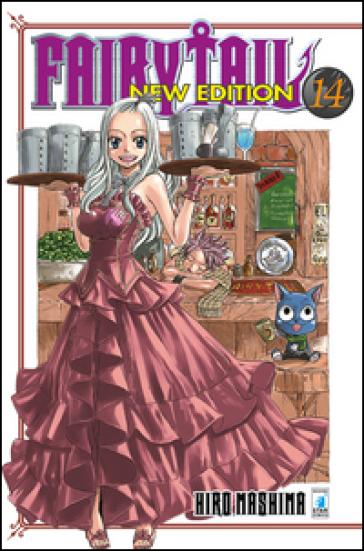 Fairy Tail. New edition. 14. - Hiro Mashima | Rochesterscifianimecon.com