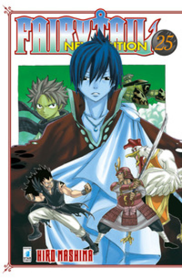 Fairy Tail. New edition. 25.