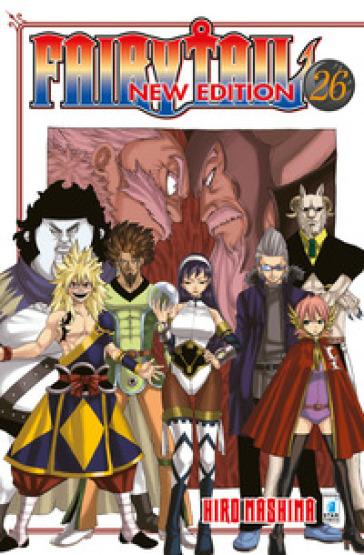 Fairy Tail. New edition. 26. - Hiro Mashima   Rochesterscifianimecon.com