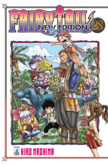 Fairy Tail. New edition. 28. - Hiro Mashima | Rochesterscifianimecon.com