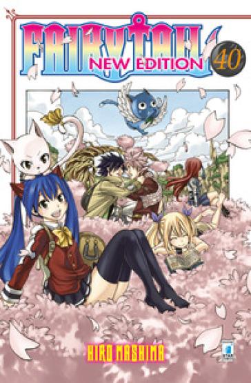 Fairy Tail. New edition. 40. - Hiro Mashima |