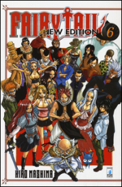 Fairy Tail. New edition. 6.