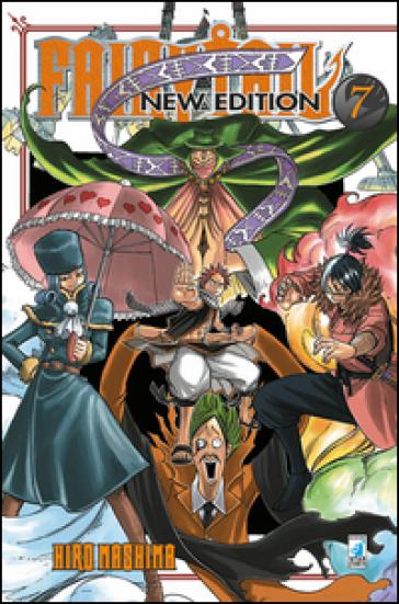 Fairy Tail. New edition. 7. - Hiro Mashima   Rochesterscifianimecon.com