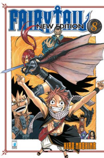 Fairy Tail. New edition. 8. - Hiro Mashima pdf epub