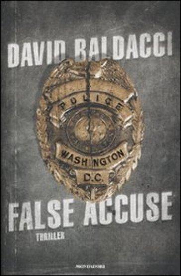 False accuse - David Baldacci Ford  