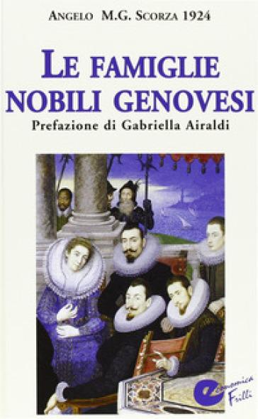 Famiglie nobili genovesi angelo scorza libro for Nobili store
