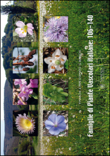 Famiglie di piante vascolari italiane 106-140. Con CD-ROM - David Palmer Marchi | Jonathanterrington.com