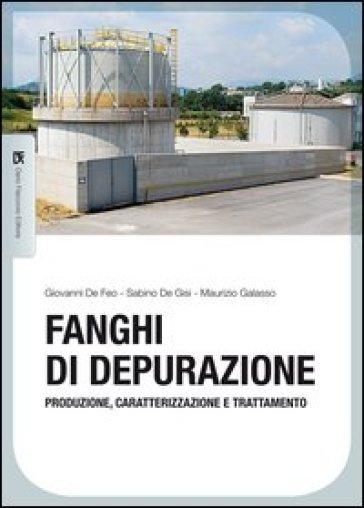 Fanghi di depurazione. Produzione, caratterizzazione e trattamento - Giovanni De Feo pdf epub