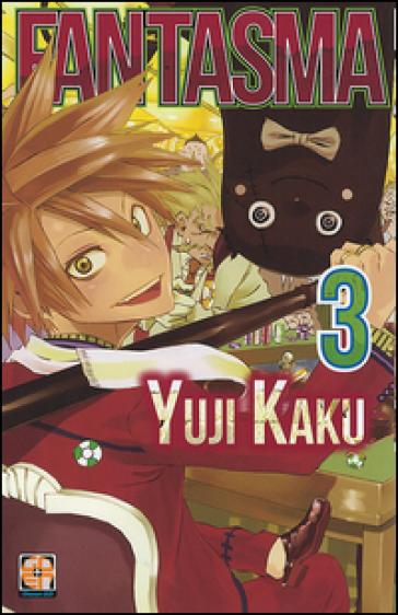 Fantasma. 3. - Yuji Kaku pdf epub