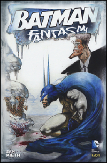 Fantasmi. Batman - Sam Kieth   Rochesterscifianimecon.com