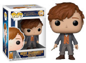 Fantastic Beasts 2 - Pop Funko Vinyl Figure 14 Newt 9Cm