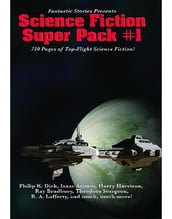 Fantastic Stories Presents: Science Fiction Super Pack #1