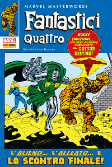 Fantastici quattro. 11. - Stan Lee | Jonathanterrington.com