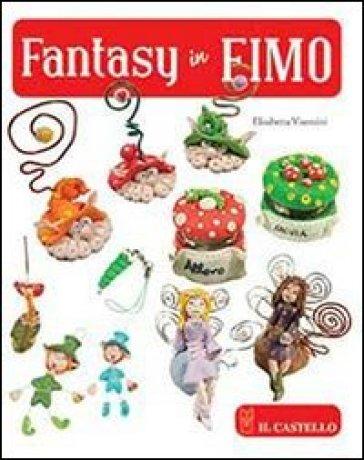 Fantasy in fimo - Elisabetta Visentini   Thecosgala.com