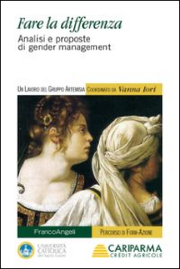 Fare la differenza. Analisi e proposte di gender management - V. Iori pdf epub