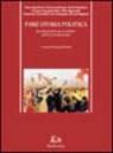 Fare storia politica. Il problema dello spazio pubblico nell'età contemporanea - G. Orsina   Jonathanterrington.com