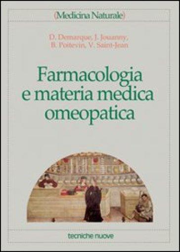 Farmacologia e materia medica omeopatica - Jacques Jovanny | Thecosgala.com