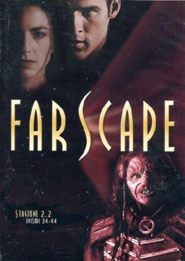 Farscape - Stagione 02 Volume 02 Episodi 34-44 (4 DVD)