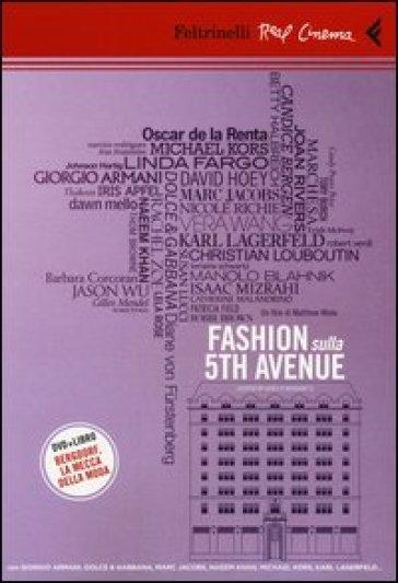 Fashion sulla 5th Avenue. DVD. Con libro - Matthew Miele |