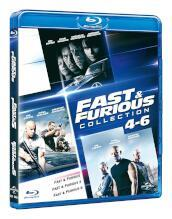 Fast & Furious Family Collection (3 Blu-Ray)