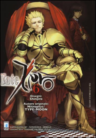 Fate/Zero. 6. - Shinjiro   Rochesterscifianimecon.com