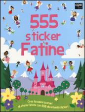 Fatine. 555 sticker. Con adesivi
