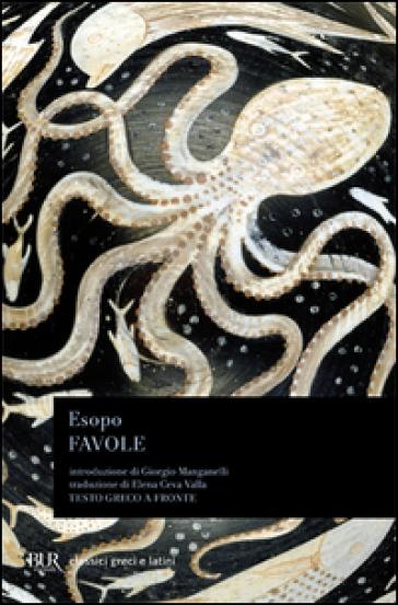 Favole. Testo greco a fronte - Esopo pdf epub
