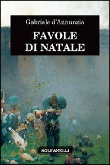 Favole di Natale - Gabriele D'Annunzio pdf epub
