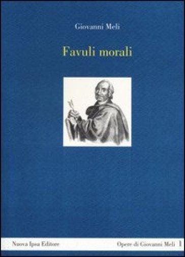 Favuli morali - Giovanni Meli   Kritjur.org