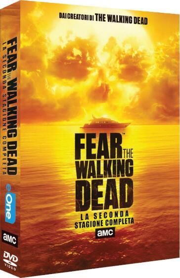 Fear The Walking Dead - Stagione 02 (4 Dvd)