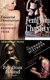 FemDom Bundle: Four Tales of Male Submission and Obedience