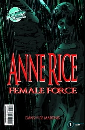 Female Force: Anne Rice