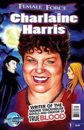 Female Force: Charlaine Harris: Creator of True Blood